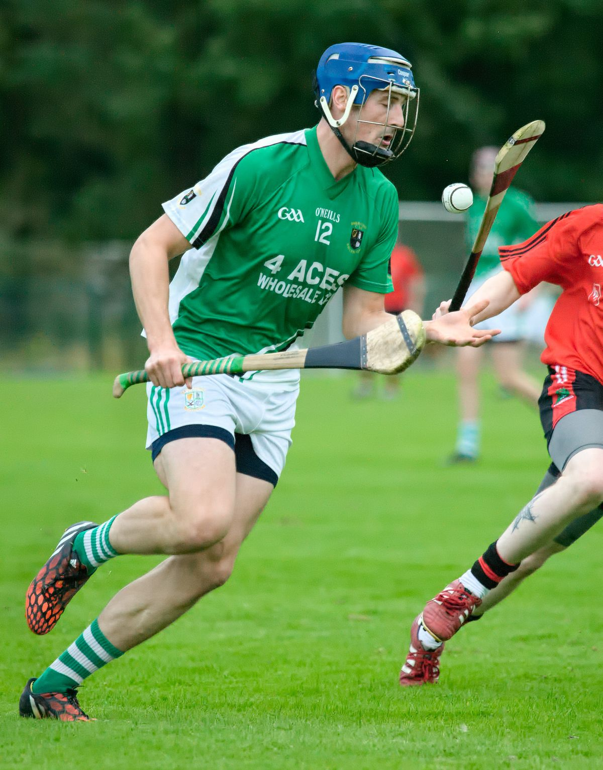 Laois Nationalist — SHC A Rd 2 (W) – Nightmare for Shanahoe
