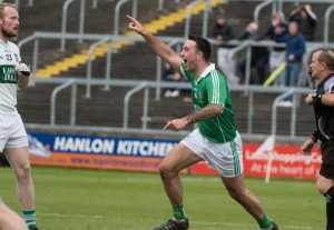 Jody Dillon would like nothing more than to be celebrating on Sunday Photo: Denis Byrne